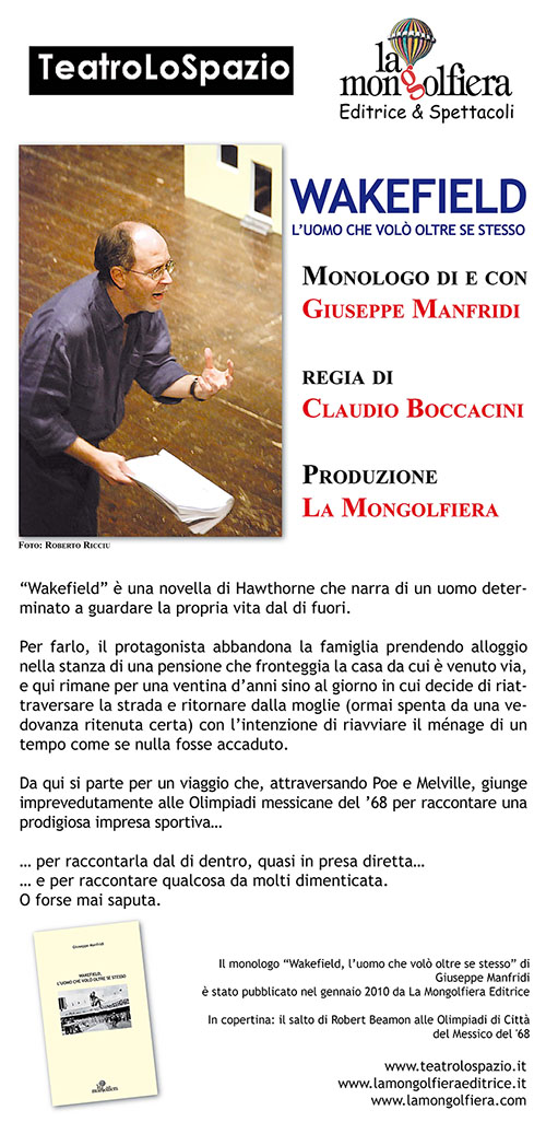Wakefield a Roma